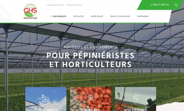 GENERAL HORTI SERVICES
