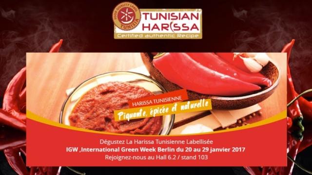 Tunisian Harissa